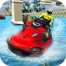 Jet Water Stunts 3d