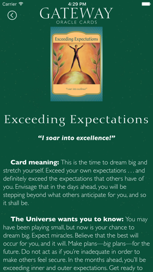 The gateway oracle cards en app store the gateway oracle cards en app store solutioingenieria Image collections