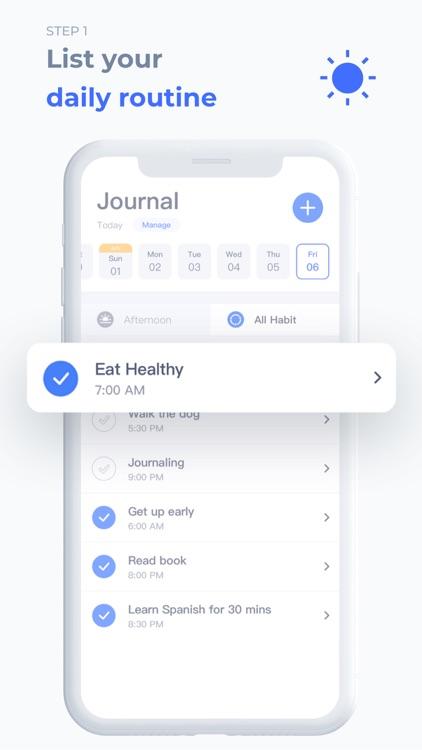 Habitify: Simple Habit Tracker screenshot-0