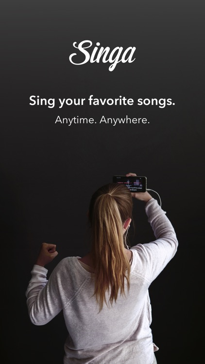 Singa: Karaoke with Lyrics