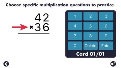 Screenshot #10 for MathEdge Multiplication