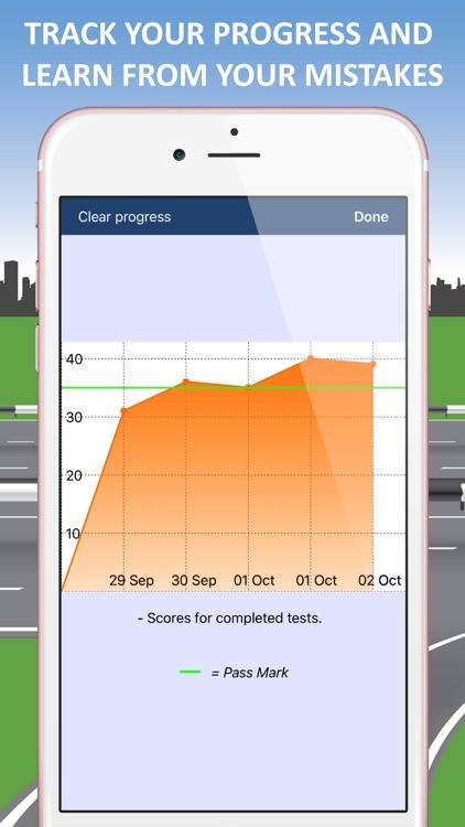 Driver Theory Test Ireland screenshot-3