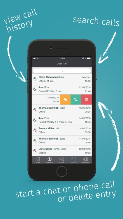 XPhone Connect Mobile screenshot-4