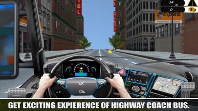 Highway Traffic: Bus Racer screenshot 1