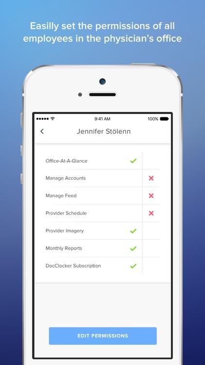 DocClocker for Providers screenshot-4