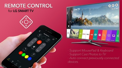 Remote Control for TV LG Smart