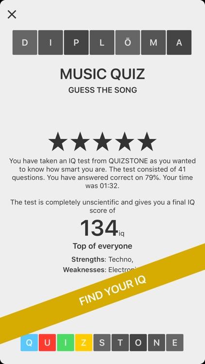 Music Quiz - Guess the Song + screenshot-5