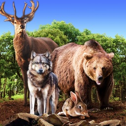 Wild Animals Clan Simulator 3D