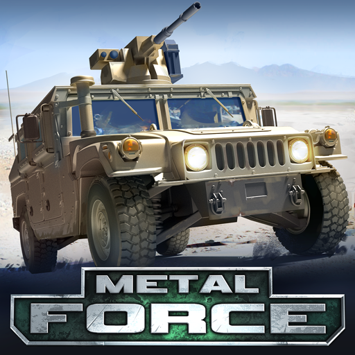 Metal Force: Танки Игры