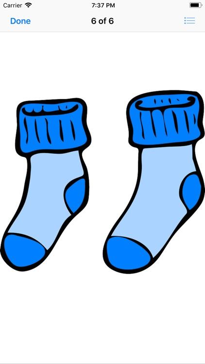 Soft Sock Stickers screenshot-6