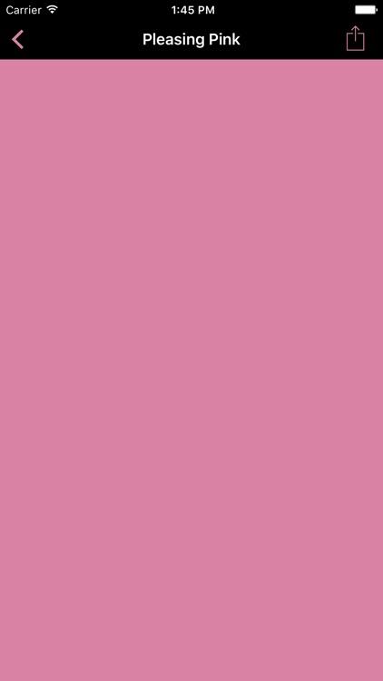 myColors - Cloud Color Picker screenshot-4