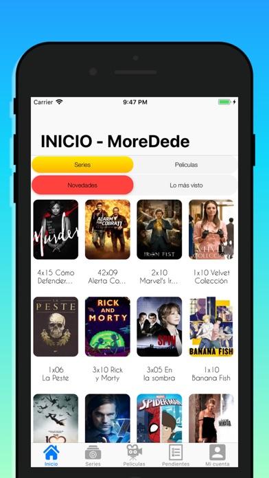 download MoreDede apps 3