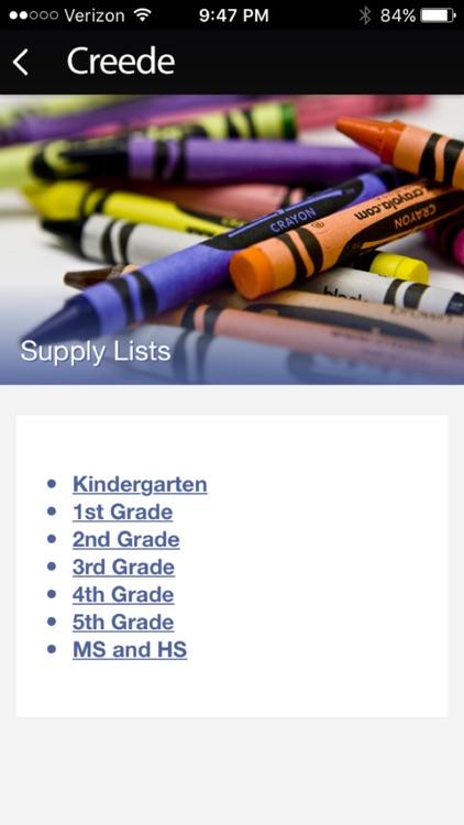 Creede School District screenshot-4