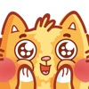 Cat stickers for iMessage! Reviews