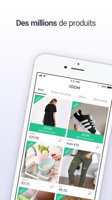 download Joom: Vêtements, Chaussures apps 2