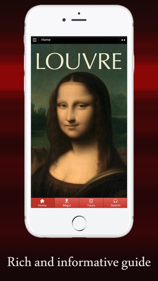Louvre Museum Full Edition Screenshot