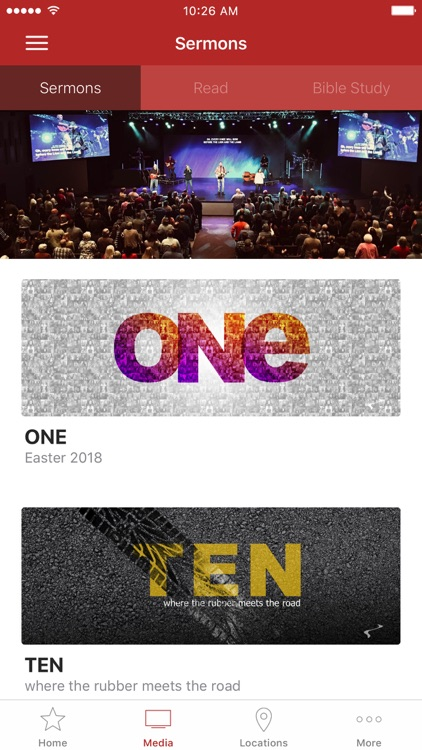 Pathways Church App
