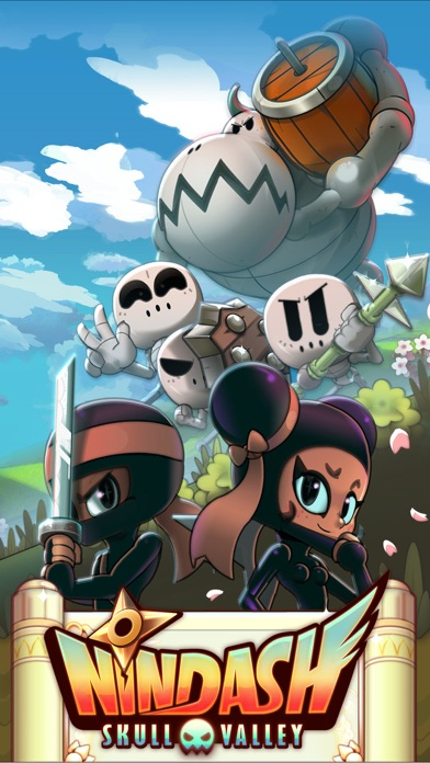 download Nindash: Skull Valley apps 3