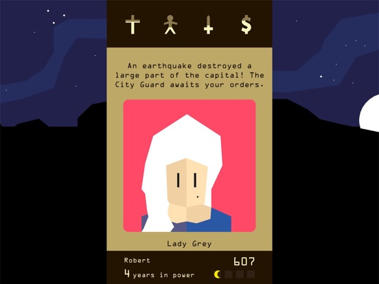 Screenshot #1 for Reigns