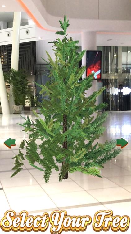 Christmas Tree Decoration - AR