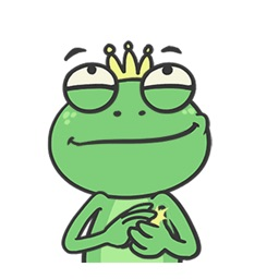 Frogmoji Animated