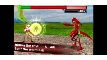 BATTA MAN:Beat it!Batta rhythm screenshot one