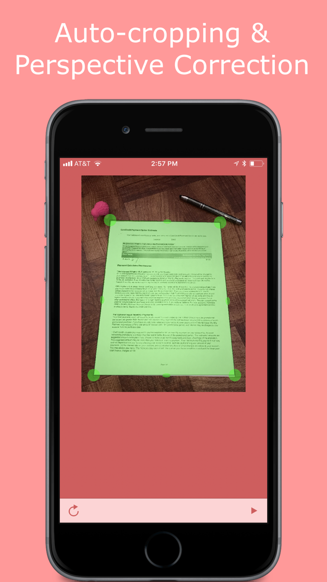 SmartOCR Text Reader Screenshot