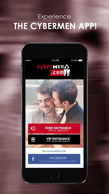 CYBERMEN : Gay chat & dating