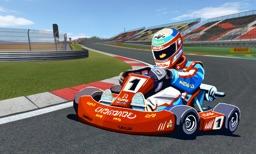 Go Kart Racing 3D for TV
