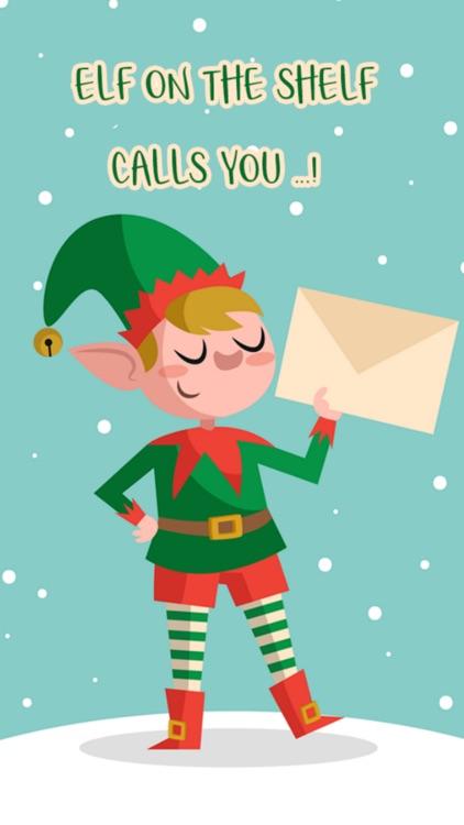 Elf On The Shelf Calling°