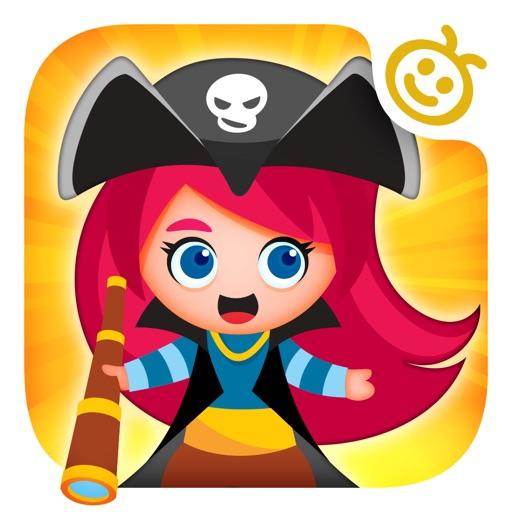 Пираты!! Приложение для Детей