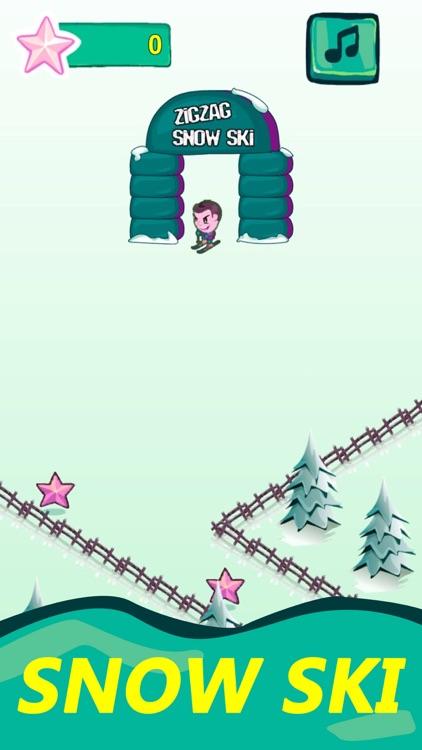 滑雪大冒险 - 天天极品酷跑赛车游戏