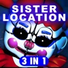 FNAF Sister Location 2 1 Guide Ranking