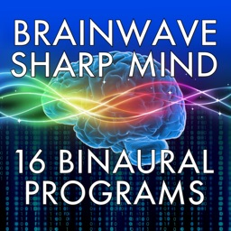 BrainWave Sharp Mind ™ - 16 Binaural Programs