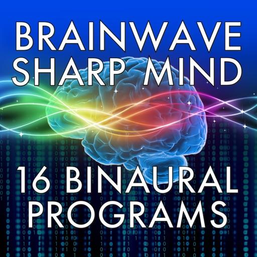 BrainWave Sharp Mind ™ - 16 Binaural Programs