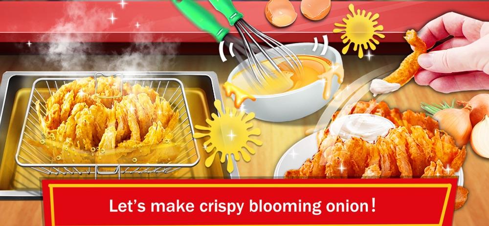 Street Fry Foods Cooking Games hack tool