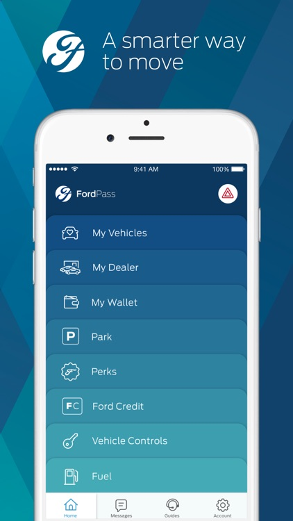 FordPass-Find Parking, Dealers, Ford Guides & More