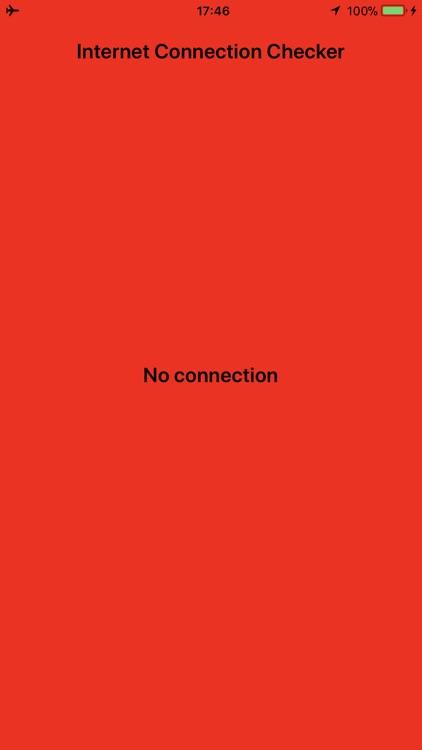 Internet Connection Checker