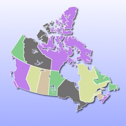 Canada Map Quiz: Education Ed.