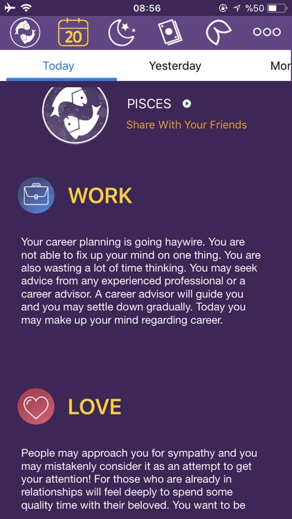 Daily Horoscope - Astrology !