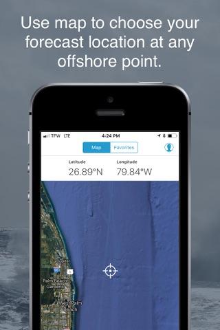 Buoyweather - Marine Forecasts - náhled
