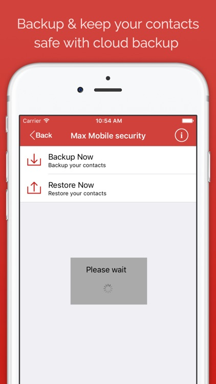 Max Mobile Security screenshot-2