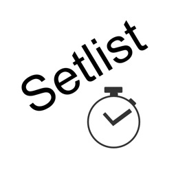 Setlist Timer