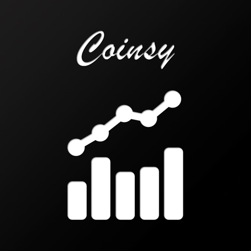 Coinsy - cryptocurrency rates