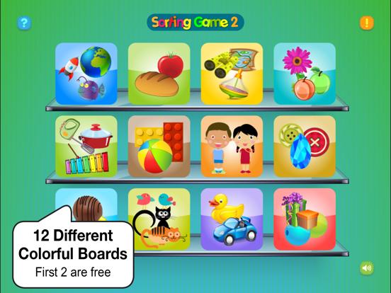 Sorting Game 2 screenshot 7