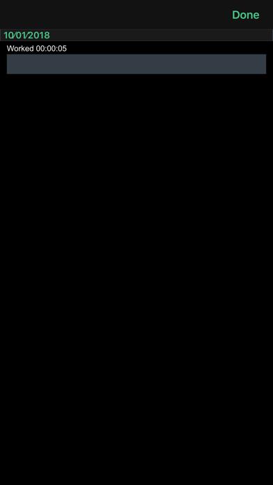 goTimr screenshot 3