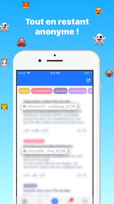 Zaedo, Discutez entre salariés screenshot four