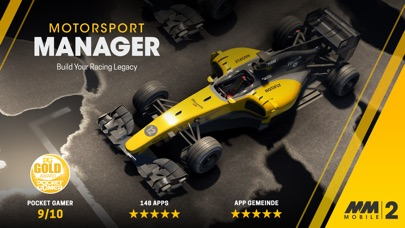 Motorsport Manager Mobile 2 Screenshot 1