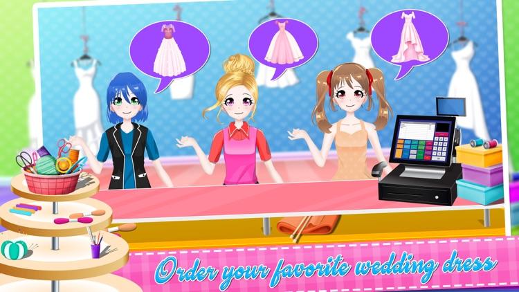 Princess Wedding Dress Tailor screenshot-3