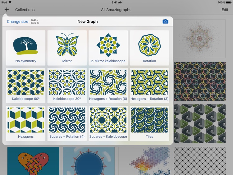 Amaziograph screenshot-5
